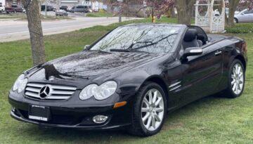2007 SL 550